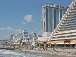 Atlantic City Sky Line