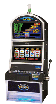 Bally&aops; Hot Shot Slots