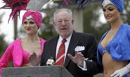 Burgemeester Las Vegas