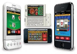 Het mobiel Casino werkt op alle populaire telefoons