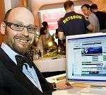 Betsson CEO Pontus Lindwall