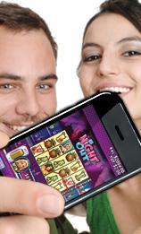 Playtech Casino Software op een GSM