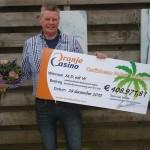 oranje casino winnaar jackpot